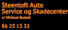 Steentoft auto logo